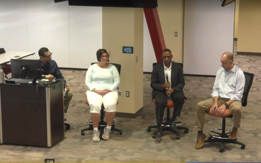 """CIE kicked off its """"Conversations in Innovation"""" Series"""